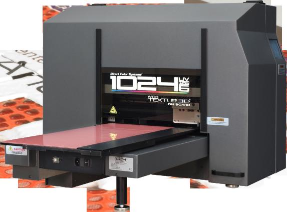 LED Inkjet Printer - Direct Color Systems