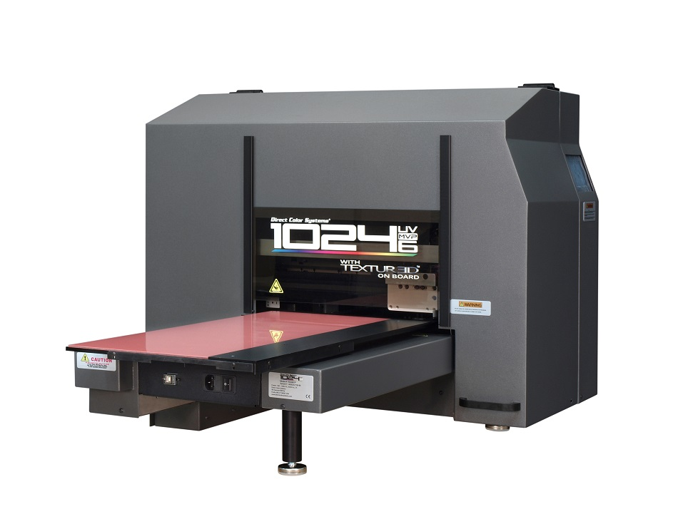 Direct Jet UV Printer MVP - Direct Color Systems