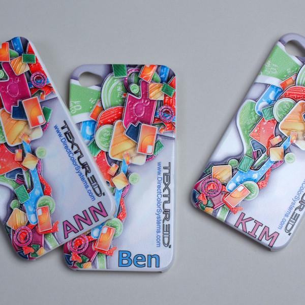 Direct Jet Inkjet UV Printing Cell Phone Case Printing - DCS