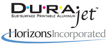 DuraJet Icon Anodized Aluminum Printing - Direct Color Systems