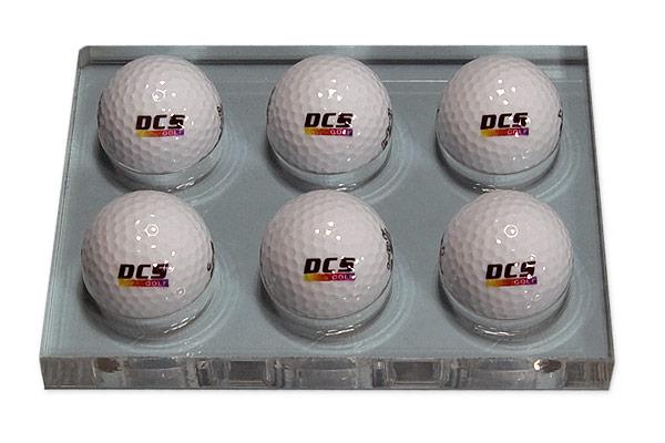 Golf Ball Printing - DCS