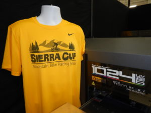 direct to garment tee shirt printed