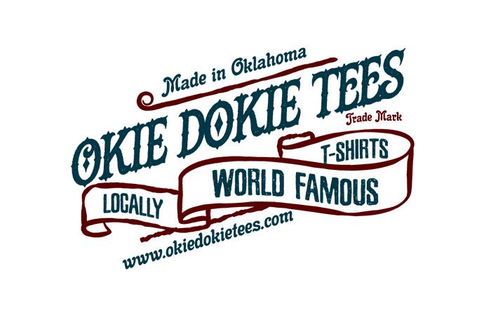 Okie Dokie Tees logo