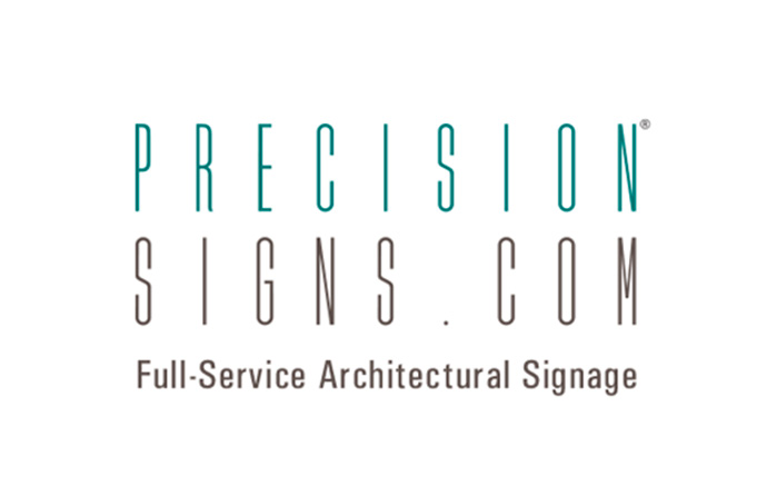Precision Signs logo