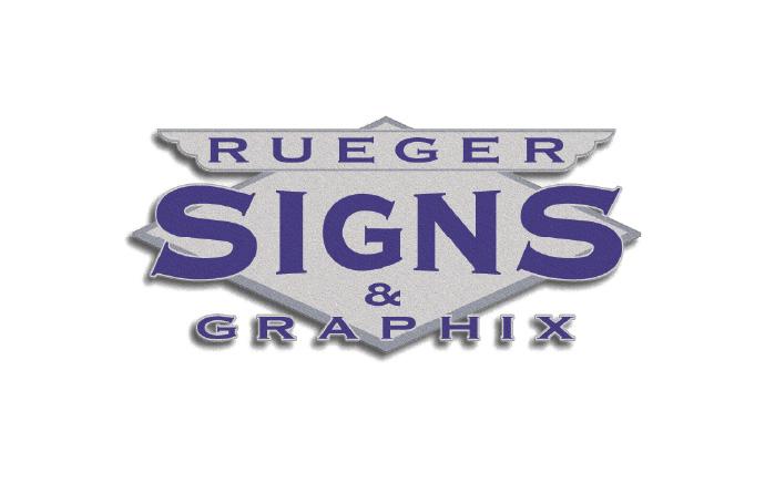 Rueger Signs & Graphix logo