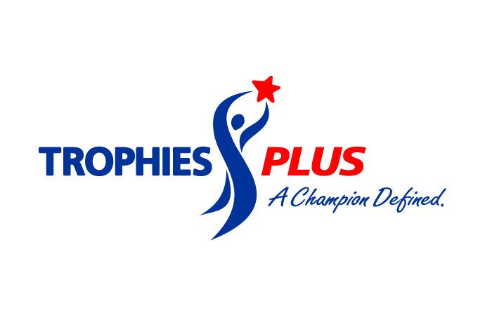 Trophies Plus logo