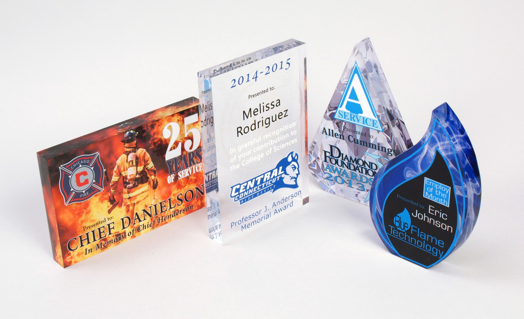 Acrylic Printing Plaques - Direct Color Systems