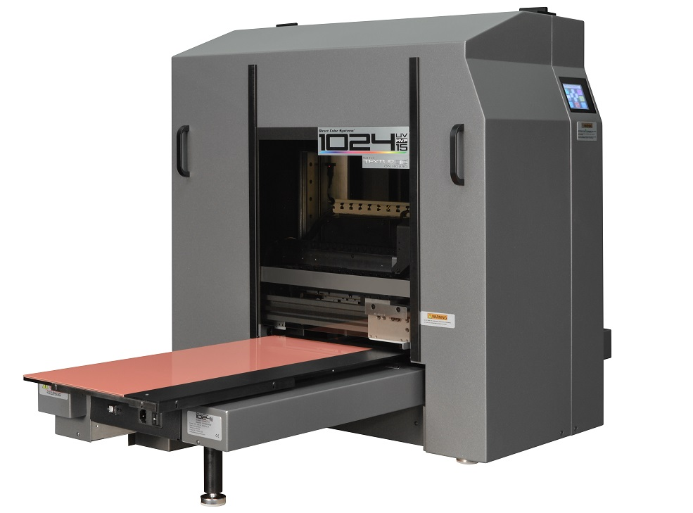 Direct Jet UV Printer UVMVP - Direct Color Systems