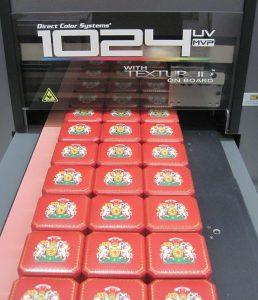 Custom UV Printing on Tins
