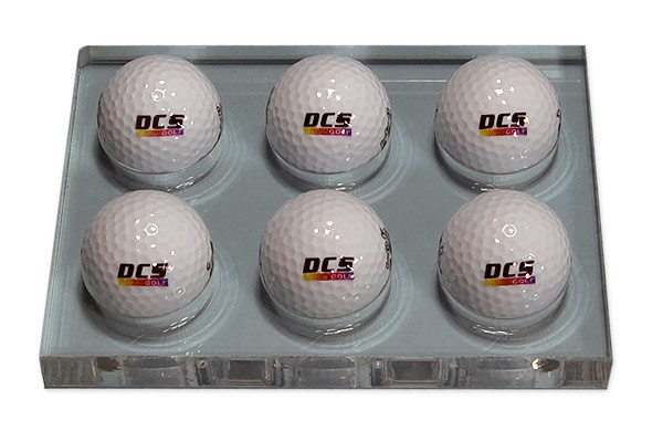 Golf Ball Printing - DCS