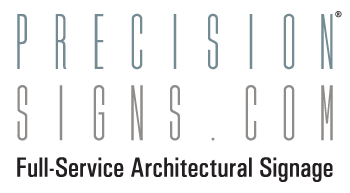PrecisionSigns.com Logo