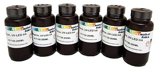 UV Printing LED Inks - Direct Color Systems
