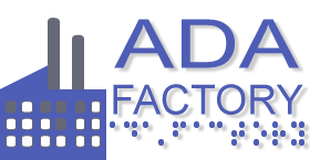 Hicksville Pro Shop DBA ADAfactory.com Logo