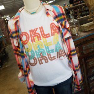 Custom T-Shirt Printed with UV LED Printer