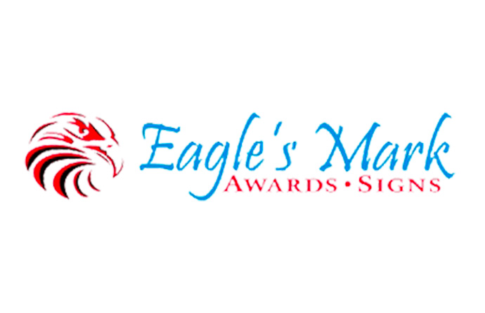 Eagle's Mark Awards Signs logo