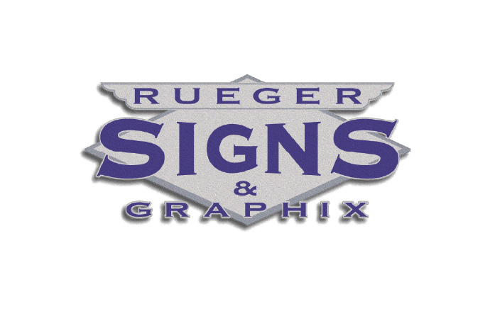 Rueger Signs & Graphix logo