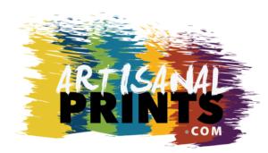 Artisanal Prints Logo