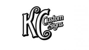 KC Custom Signs Logo