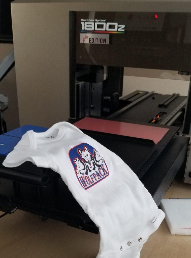 1800z15 F6T Edition DTG Printer T-Shirt Printing