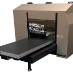 Direct Color systems 1800BG Braille and Graphics Printer
