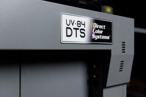 New UV-84DTS Large Format UV Printer