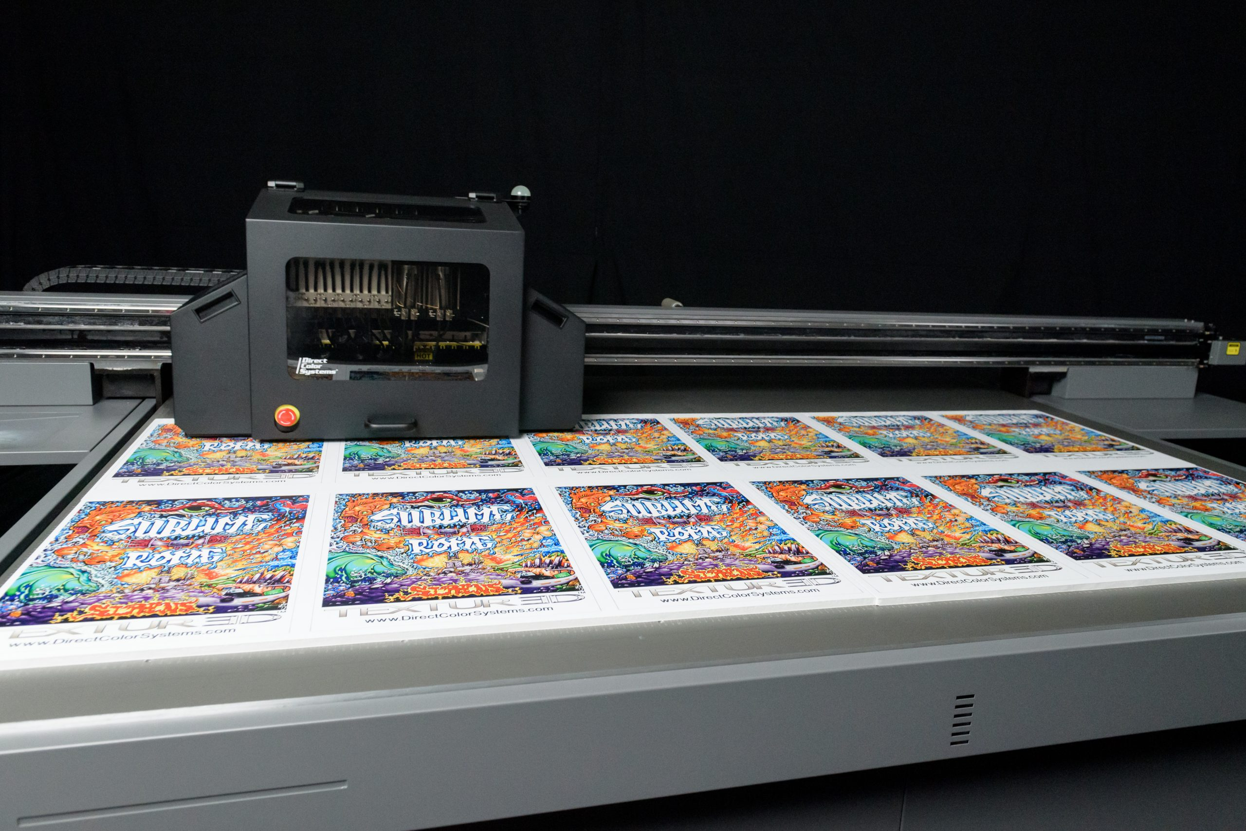 Inkjet Printers Banner - Direct Color Systems